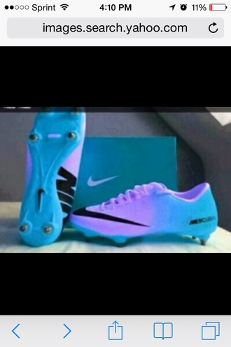 shoes sports girls cute soccer cleated sole nike cleats soccer shoes soccer cleats ombre