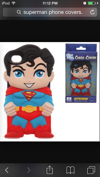 phone cover superman iphone cover
