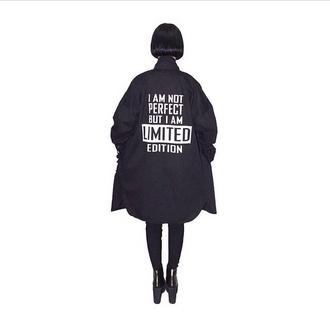 jacket black heels little black dress black jacket long jacket