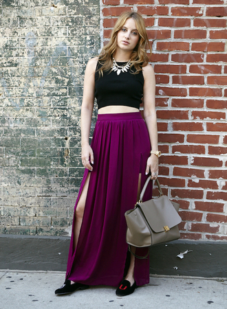 at fashion forte top skirt bag jewels shoes