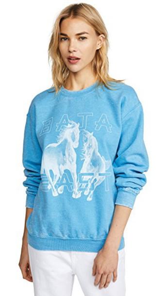 Baja East sweatshirt sweater