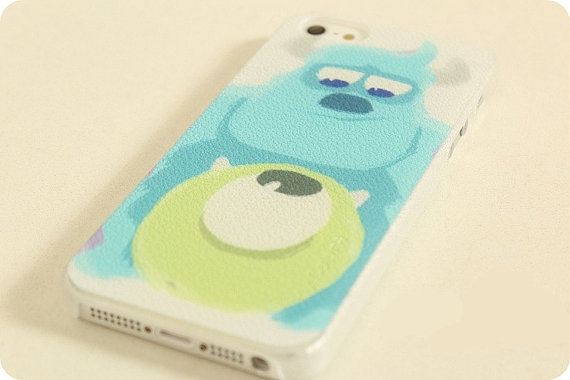 Personality monsters university blue mao
