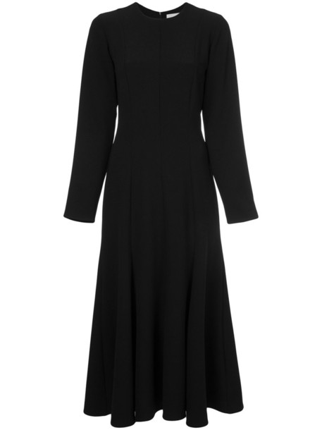 Georgia Alice dress midi dress women midi spandex black
