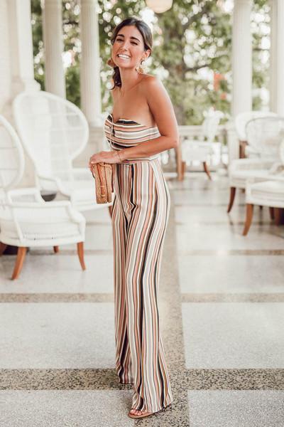 the darling detail - austin fashion blog blogger jumpsuit top