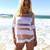 Mesh Striped Tee – Dream Closet Couture