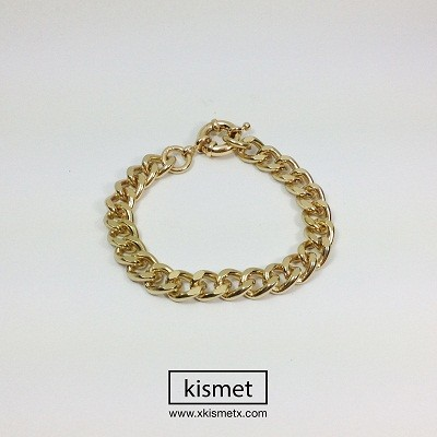 kismet                  - Simple Chain Bracelet (other colors available)