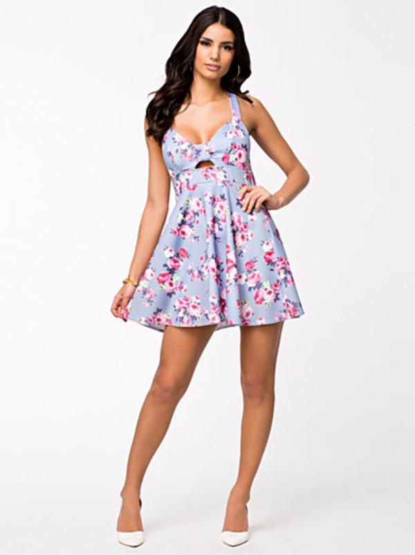 dress girly girly colorful dress skater dress keyhole dress heartshaped