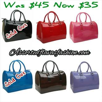 bag handbags jellybags handbag candybags jelly bag