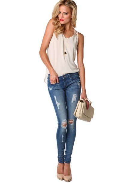jeans clothes shopakira skinny jeans distressed jeans vintage jeans