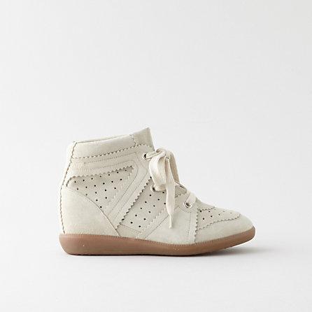 Isabel marant bobby basket sneakers
