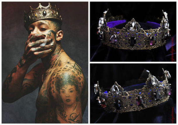Hair Accessory Crown Male Crown Mens Crown Man Crown