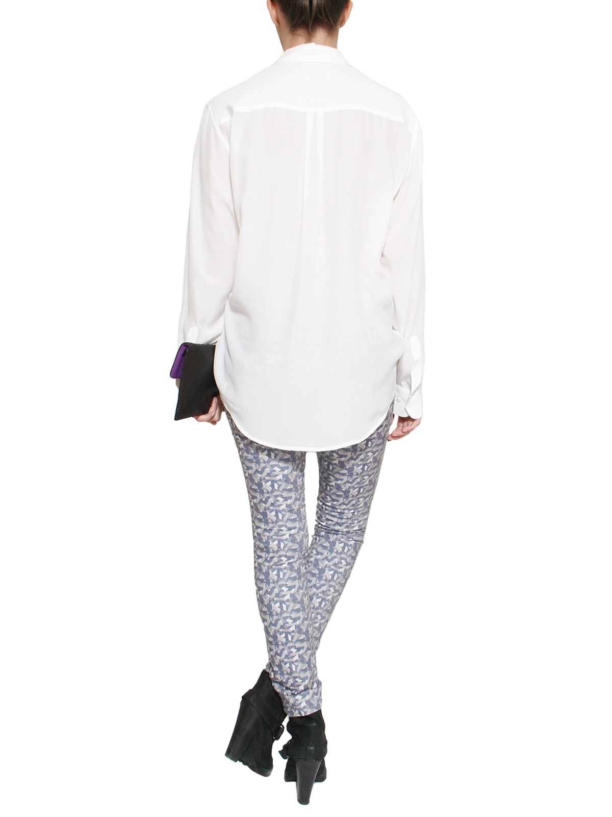 SIGNATURE WHITE SHIRT | GIRISSIMA.COM - Collectible fashion to love and to last