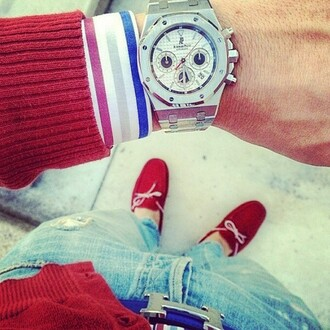 jeans mens shoes mens watch red shoes
