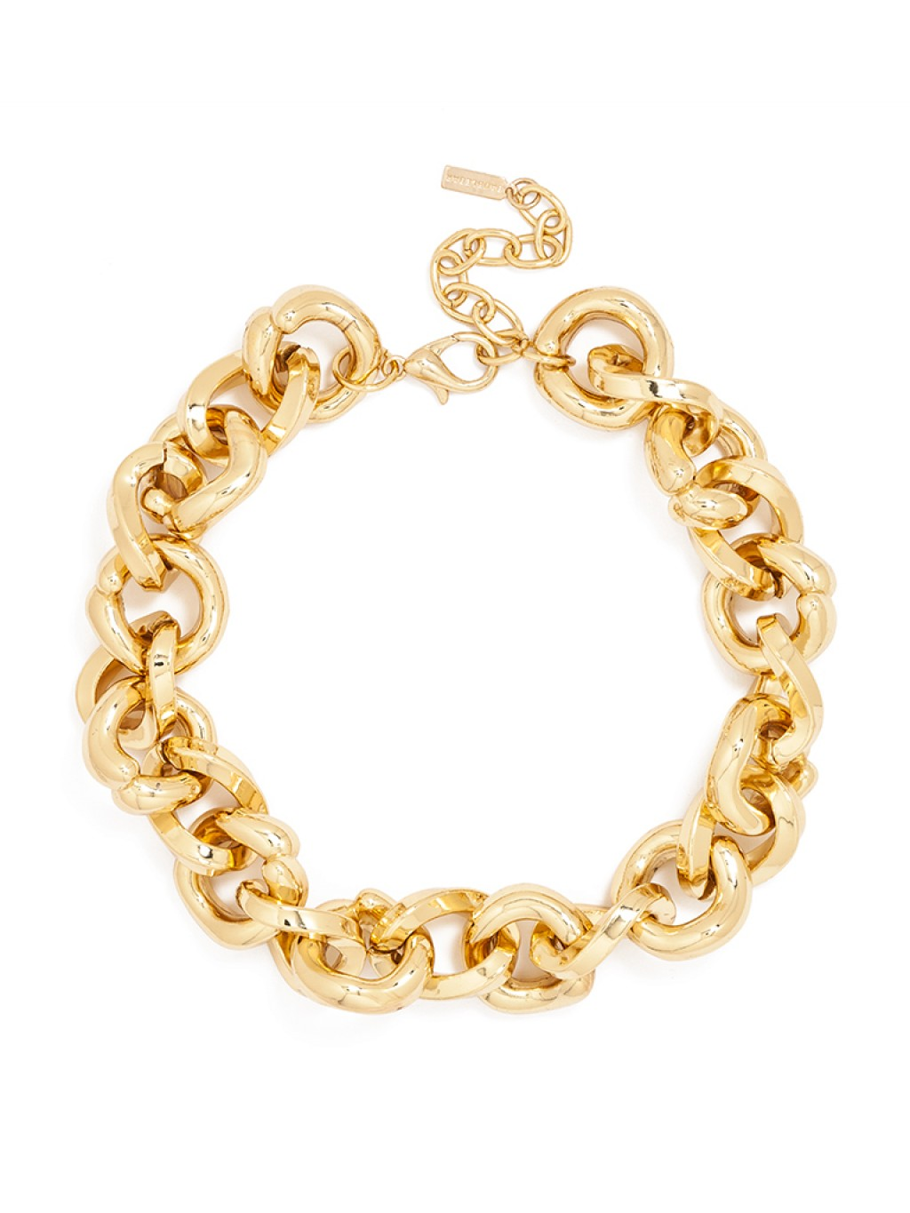 Gold Loopy Links