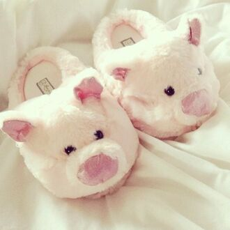 shoes pig cut adorable slippers