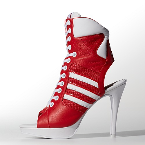 adidas Jeremy Scott High Heel Shoes