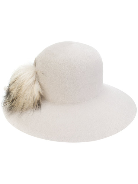 Inverni fur women hat nude