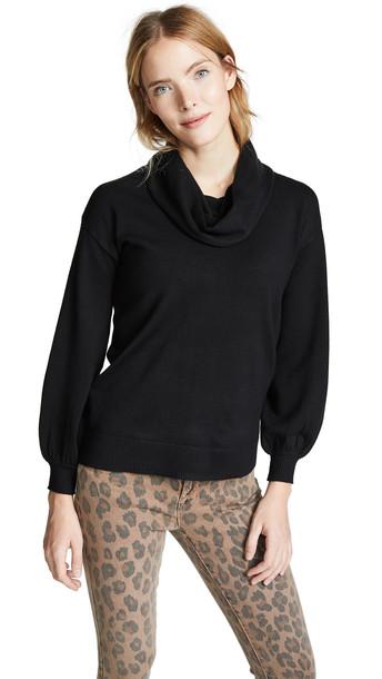 BB Dakota In A Stitch Sweater in black