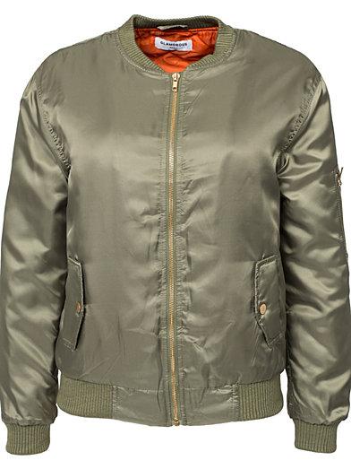 Bomber jacket, glamorous