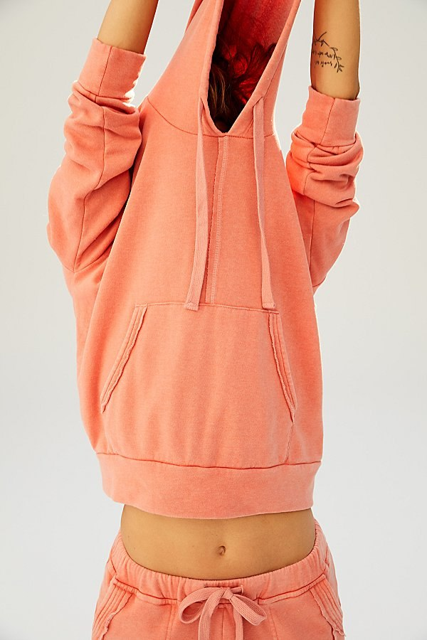 Work It Out Hoodie by FP Movement at Free People