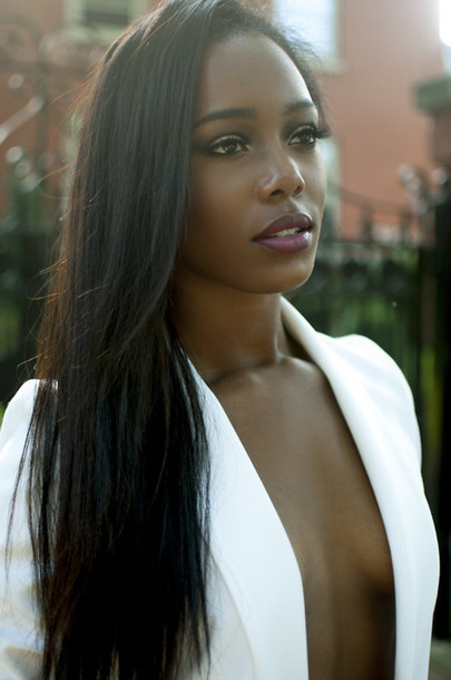 Cool Dress White Dress White Jumpsuit Black Girl Hair Black Girls Hairstyles For Men Maxibearus