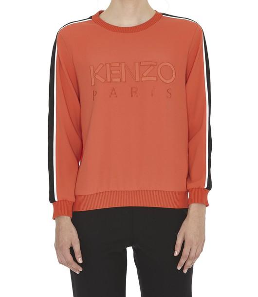 Kenzo sweater orange