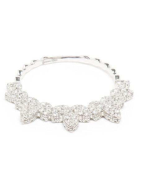 Yvonne Léon diamond ring women ring gold white jewels
