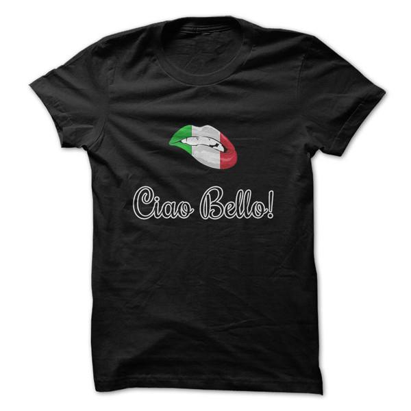 t-shirt flirty italian italy italia women's t-shirt style rihanna lipstick dope swag swag