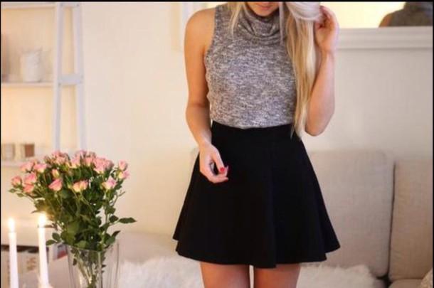 skirt shirt