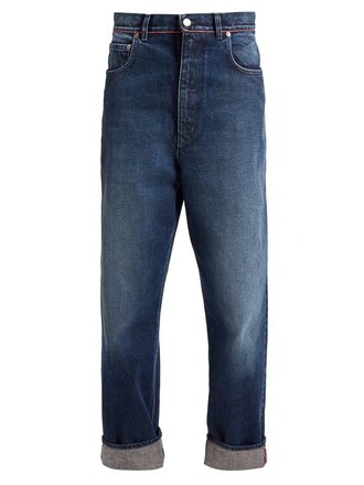 jeans cropped jeans cropped high denim dark