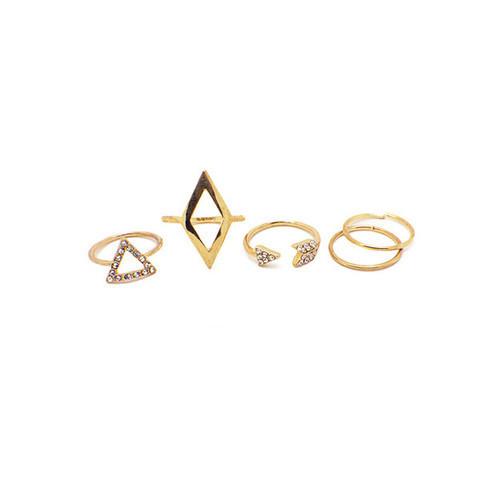 Indian rings set