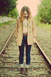 mc gallo,beige jacket,jacket