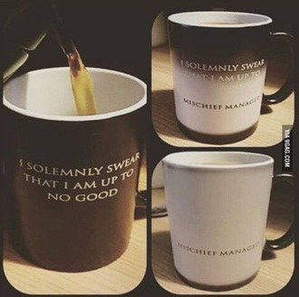home accessory harry potter mug