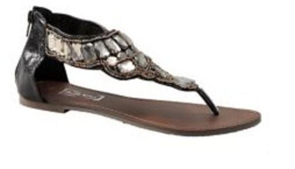 sandals flat shoes