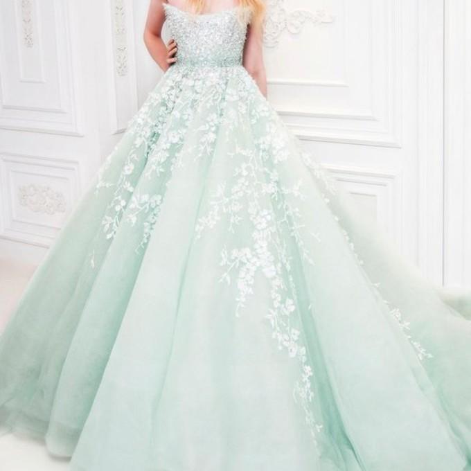 Winter Wonderland Homecoming Dresses 17