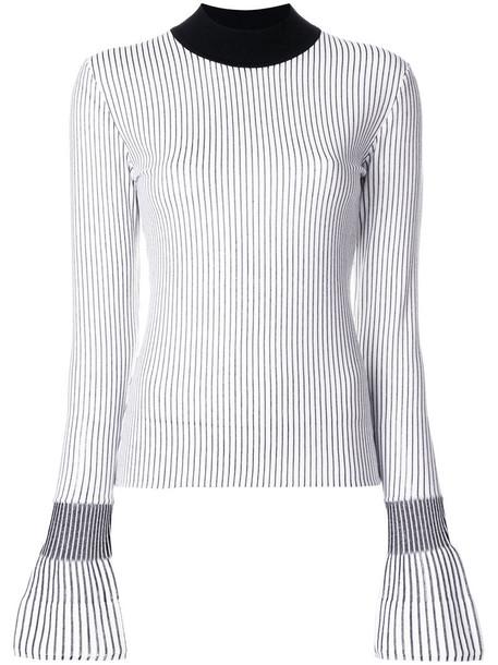MUGLER jumper women turtle cotton sweater