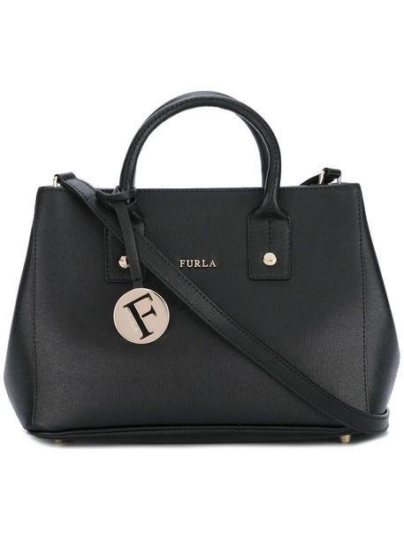 Furla mini women bag crossbody bag black