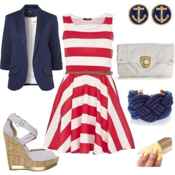 dress jacket shoes jewels