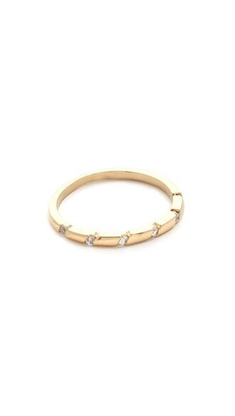 space ring gold jewels