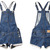 Womens Girls Washed Casual Hole Jumpsuit Romper Overall Jeans Denim Pants   eBay