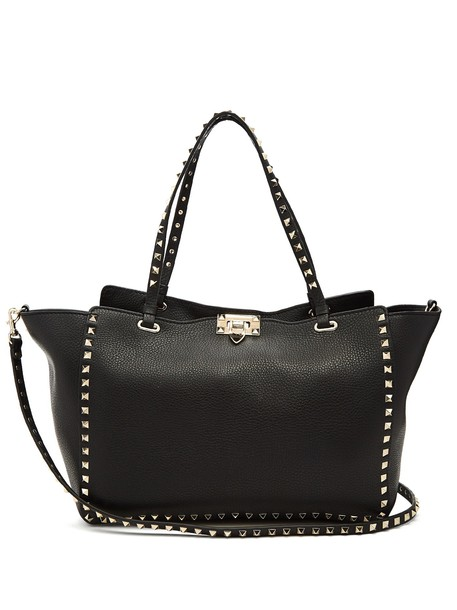 Valentino leather black bag