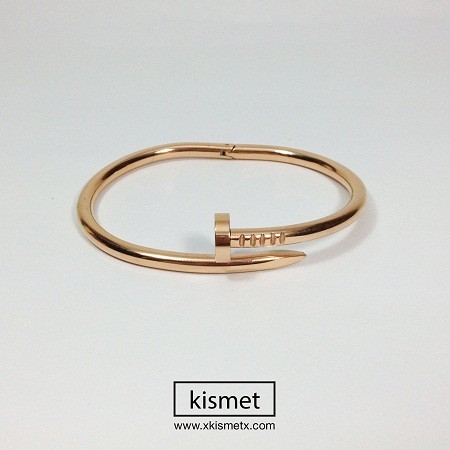 kismet                  - Inspired Nail Bracelet (other colors available)