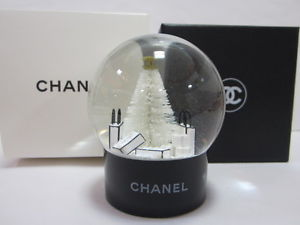 Chanel Snow Globe Dome Gift Limited VIP Please Choose One as Your Collectibles | eBay