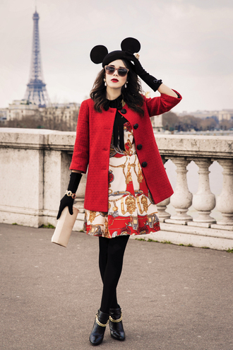 shoes dress coat shirt bag jewels hat sunglasses macademian girl