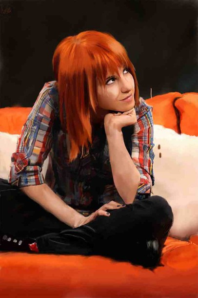 shirt hayley williams