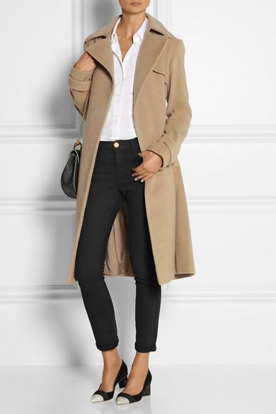 Terrance cashmere coat
