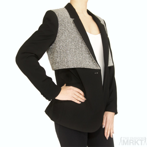 jacket blazer designer blazer elizabeth and james trendy blazer big blazer loose blazer clothes clothes celebrity style steal celebrity clothes fashion black blazer online boutique fashion boutique celebrity style affordable clothing affordable designer