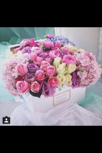 home accessory maison de fleur roses