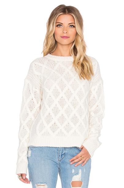 TULAROSA sweater cross