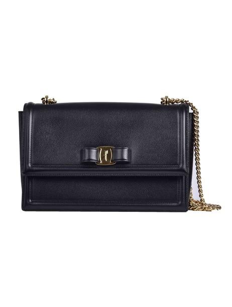 Salvatore Ferragamo bag shoulder bag black